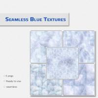 Seamless Blue Textures