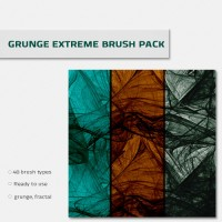 Grunge Extreme Brush Pack