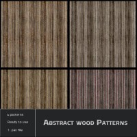 Abstract wood Patterns