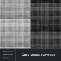 Grey Wood Patterns