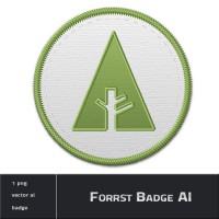Forrst Badge