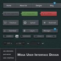 Mega User Interface Design Pack