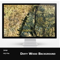 Dirty Grunge Wood Background