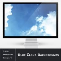 Blue Cloud Backgrounds