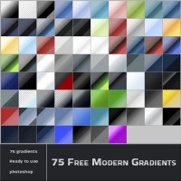 75 Free Modern Gradients Pack
