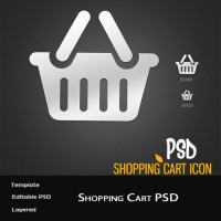 Free Shopping Basket Icon