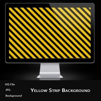 Seamless Yellow Background