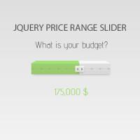 Free HTML 5 jQuery Price Range Slider